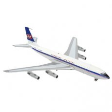 JAT Yugoslav Airlines Boeing 707 YU-AGE 1/200 scale desk model InFlight200