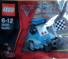 Lego Cars 30120 - Guido Polybag