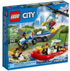 Lego City 60086 - City Starter Set