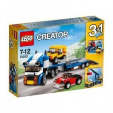 Lego Creator 31033 - Vehicle Transporter