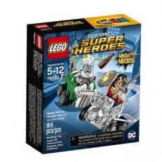 Lego DC Comics Super Heroes 76070 Mighty Micros: Wonder Woman™ vs. Doomsday