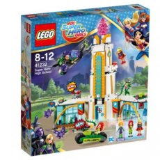 LEGO DC Super Hero Girls 41232 - Super Hero High School
