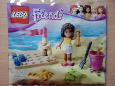 Lego Friends 30100 - Andrea on the Beach Polybag