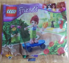 Lego Friends 30101 - Skate Boarder Polybag