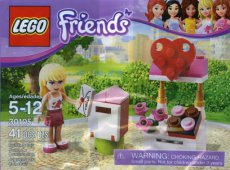Lego Friends 30105 - Mailbox Polybag