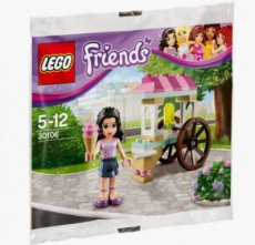 Lego Friends 30106 - Ice Cream Stand Polybag