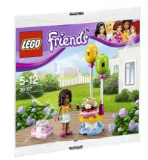 Lego Friends 30107 - Birthday Party Polybag