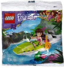 Lego Friends 30115 - Jungle Boat Polybag