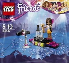 Lego Friends 30205 - Pop Star Red Carpet Polybag