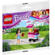 Lego Friends 30396 - Cupcake Stall Stand Polybag