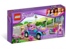 Lego Friends 3183 - Stephanies Coole Cabrio