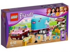 Lego Friends 3186 - Emma´s Horse Trailer Lego Friends 3186 - Emma´s Horse Trailer