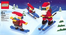 Lego Holiday 40000 - Christmas Santa Claus in the Snow