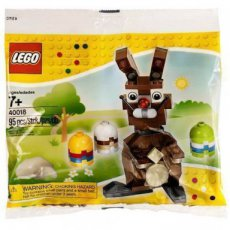 Lego Holiday 40018 - Easter Bunny with Eggs Polybag