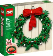 Lego Holiday 40426 - Christmas Wreath 2-in-1