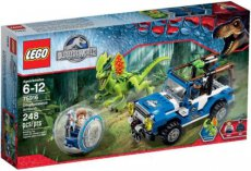 Lego Jurassic World 75916 - Dilophosaurus Ambush NEW IN BOX