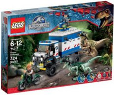Lego Jurassic World 75917 - Raptor Rampage NEW IN BOX