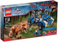 Lego Jurassic World 75918 - T-Rex Tracker NEW IN BOX
