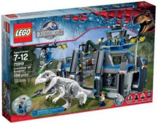 Lego Jurassic World 75919 - Indominus Rex NEW IN BOX