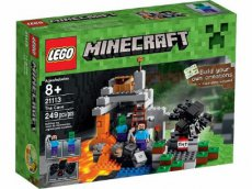 Lego Minecraft 21113 - The Cave