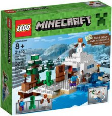 Lego Minecraft 21120 - The Snow Hideout