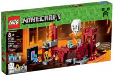 Lego Minecraft 21122 - The Nether Fortress