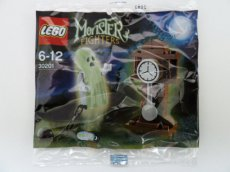 Lego Monster Fighters 30201 - Ghost Polybag