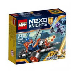Lego Nexo Knights 70347 - King's Guard Artillery