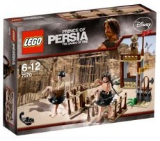 Lego Prince Of Persia 7570 - The Ostrich Race