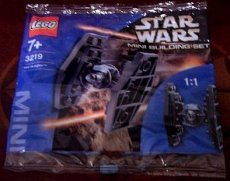Lego Star Wars 3219 - TIE Fighter Mini Polybag