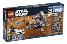 Lego Star Wars 66377 - Super Pack 3-IN-1 7869 7913 7914