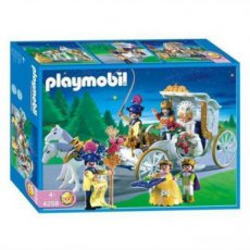 Playmobil 4258 - Princess Royal Wedding Carriage
