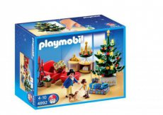 Playmobil 4892 - Christmas Night LED Tree Room
