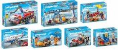 Playmobil City Action 5337 5338 5395 5396 5397 5398 5399 - 7 Sets Airport