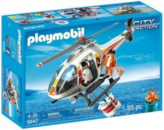 Playmobil City Action 5542 - Fire Fighting Helicopter