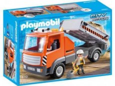 Playmobil City Action 6861 - Construction Truck