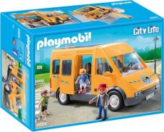 Playmobil City Life 6866 - School Bus
