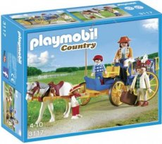 Playmobil Country 3117 - Oude Paardenkoets