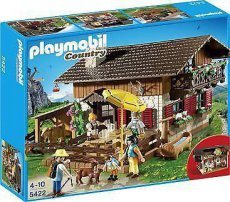 Playmobil Country 5422 - Almhut Berghut NEW IN BOX