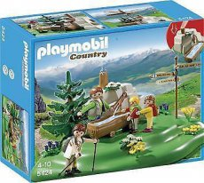 Playmobil Country 5424 - Wandeling in de Bergen NEW IN BOX