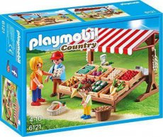 Playmobil Country 6121 - Farmer's Market