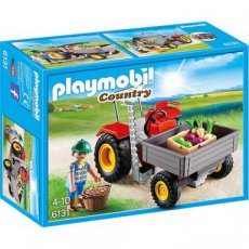 Playmobil Country 6131 - Harvesting Tractor