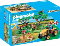 Playmobil Country 6870 - StarterSet Obsternte