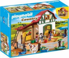 Playmobil Country 6927 - Pony Ride Stables