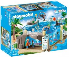 Playmobil Family Fun 9060 - Sea Aquarium