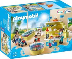 Playmobil Family Fun 9061 - Aquarium Shop