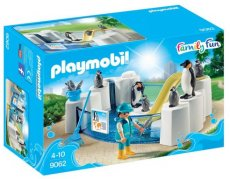 Playmobil Family Fun 9062 - Zoo Pinguins