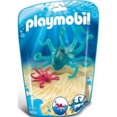Playmobil Family Fun 9066 - Ink-fish Cuttle-fish Squid
