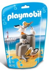 Playmobil Family Fun 9070 - Pelican Family
