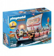 Playmobil History 5390 - Romans Galley Ship